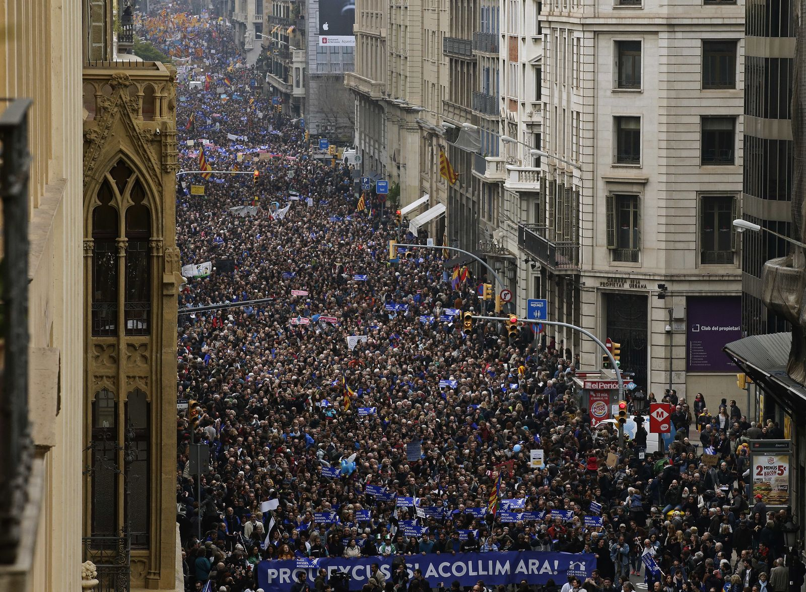 Barcelona Demo