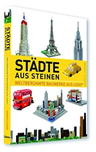 Shoppinglist Lego Buch