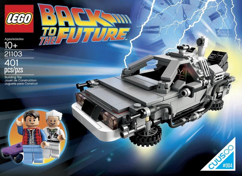 Shoppinglist Lego Zukunft