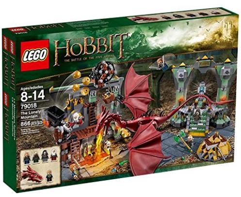 Shoppinglist Lego Hobbit