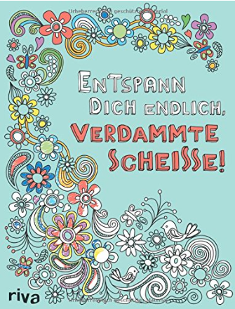 Shoppinglist Entspannung Entspanndichbuch
