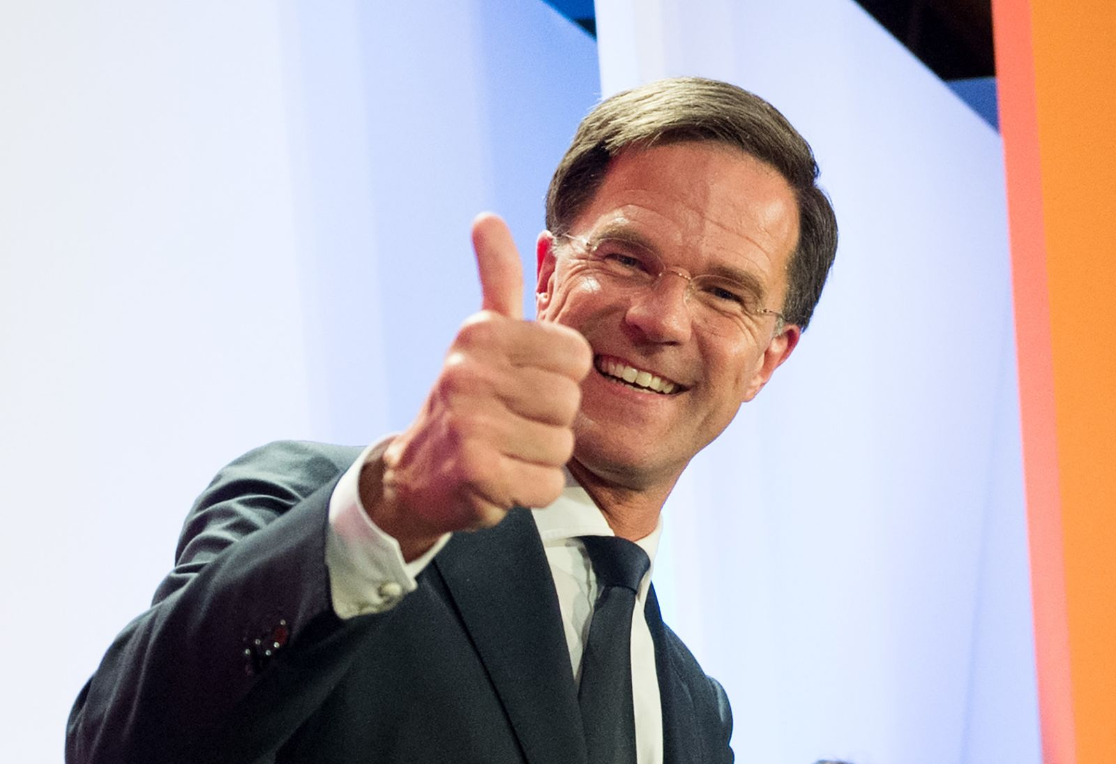 Niederlande Rutte Dpa