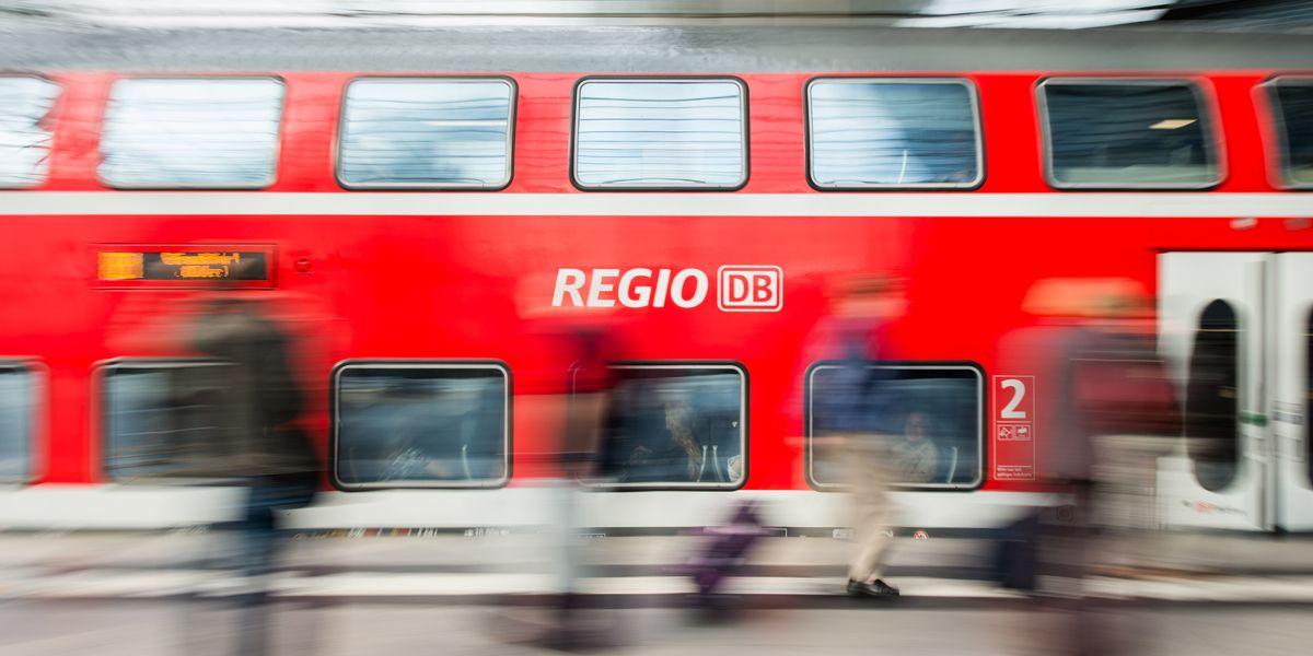 Regionalbahn Dpa