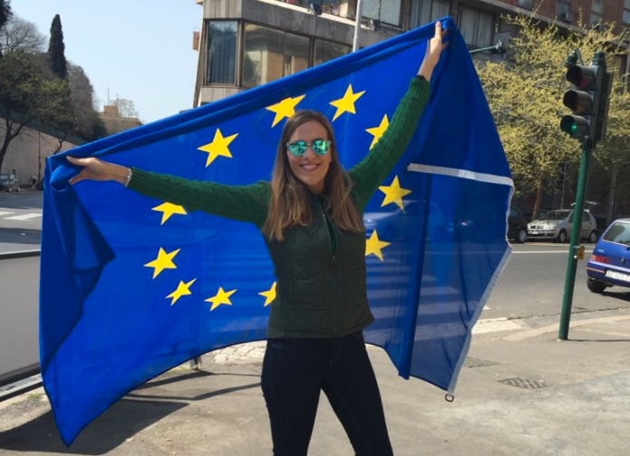March for Europe Rom