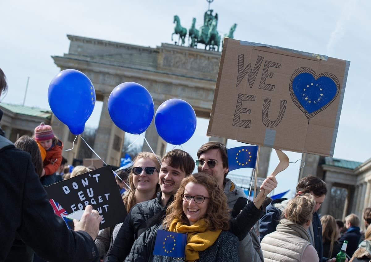 March Europe 1