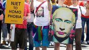 In Tschetschenien wurden offenbar Hunderte schwule Männer verschleppt