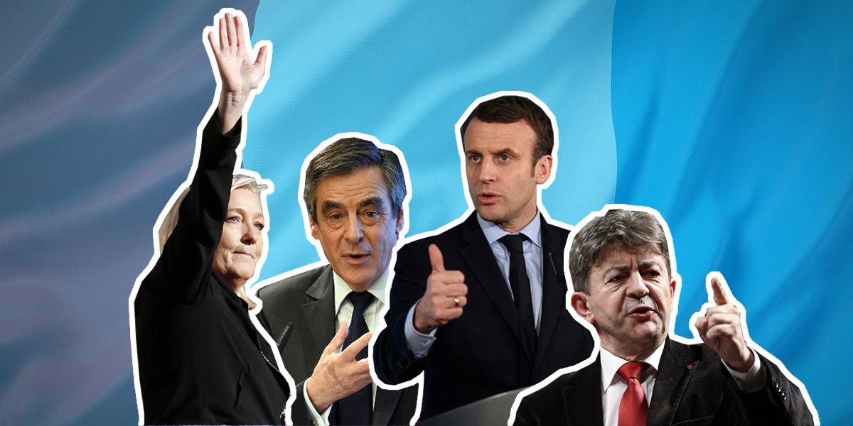 Frankreich Wahl Explainer Neu