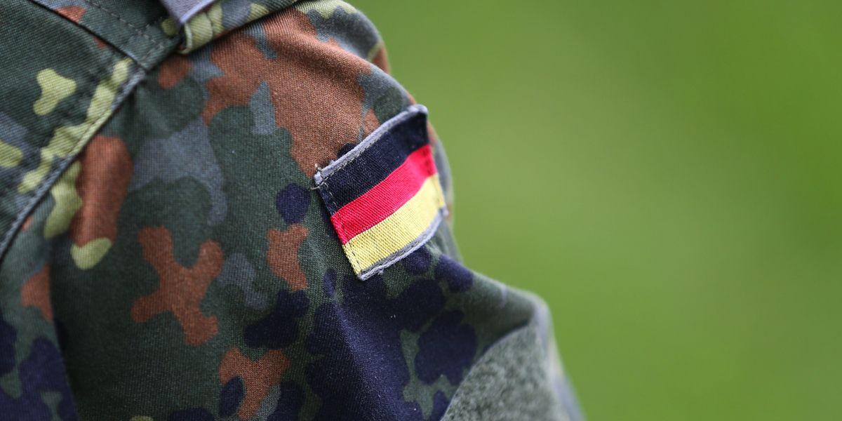 Bundeswehr Terror Titel
