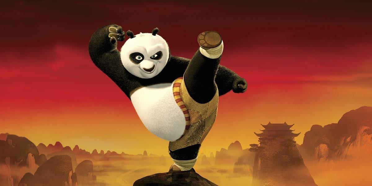 Kung Fu Panda Dpa