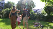 Milena und Gregor haben im Studium ein Kind bekommen – und würden es wieder tun