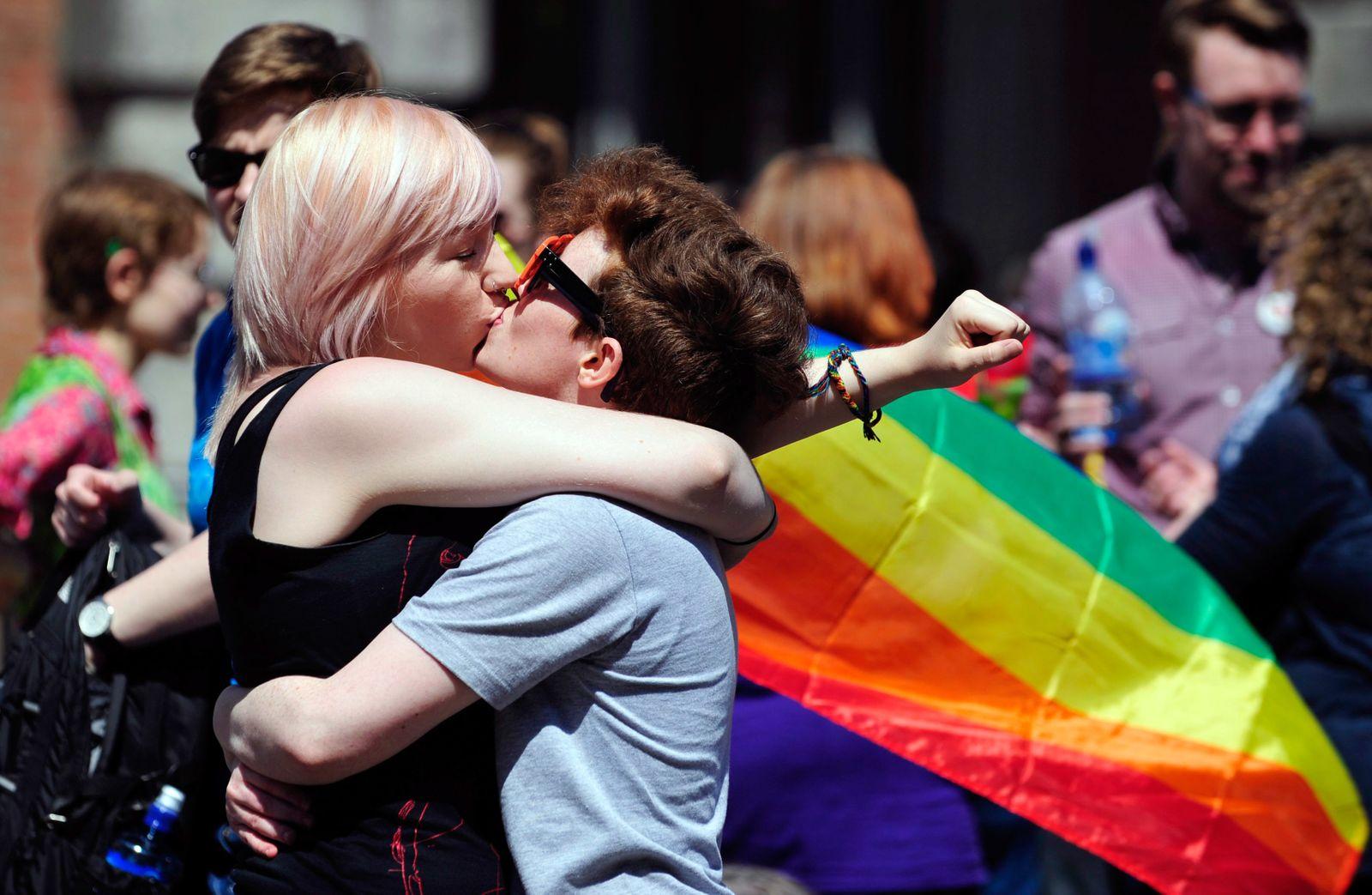 Irland Ehe Fur Alle