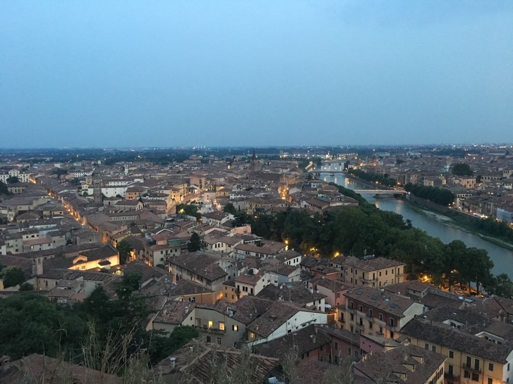 Verona Castel San Pietro