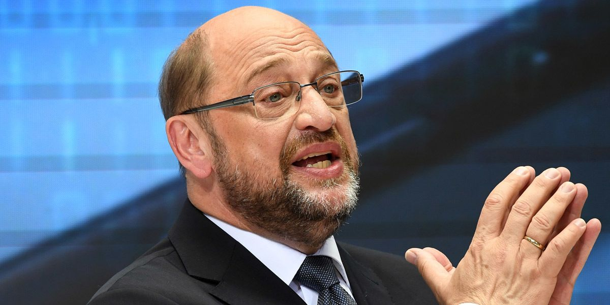 Martin Schulz Zukunftsplan Dpa