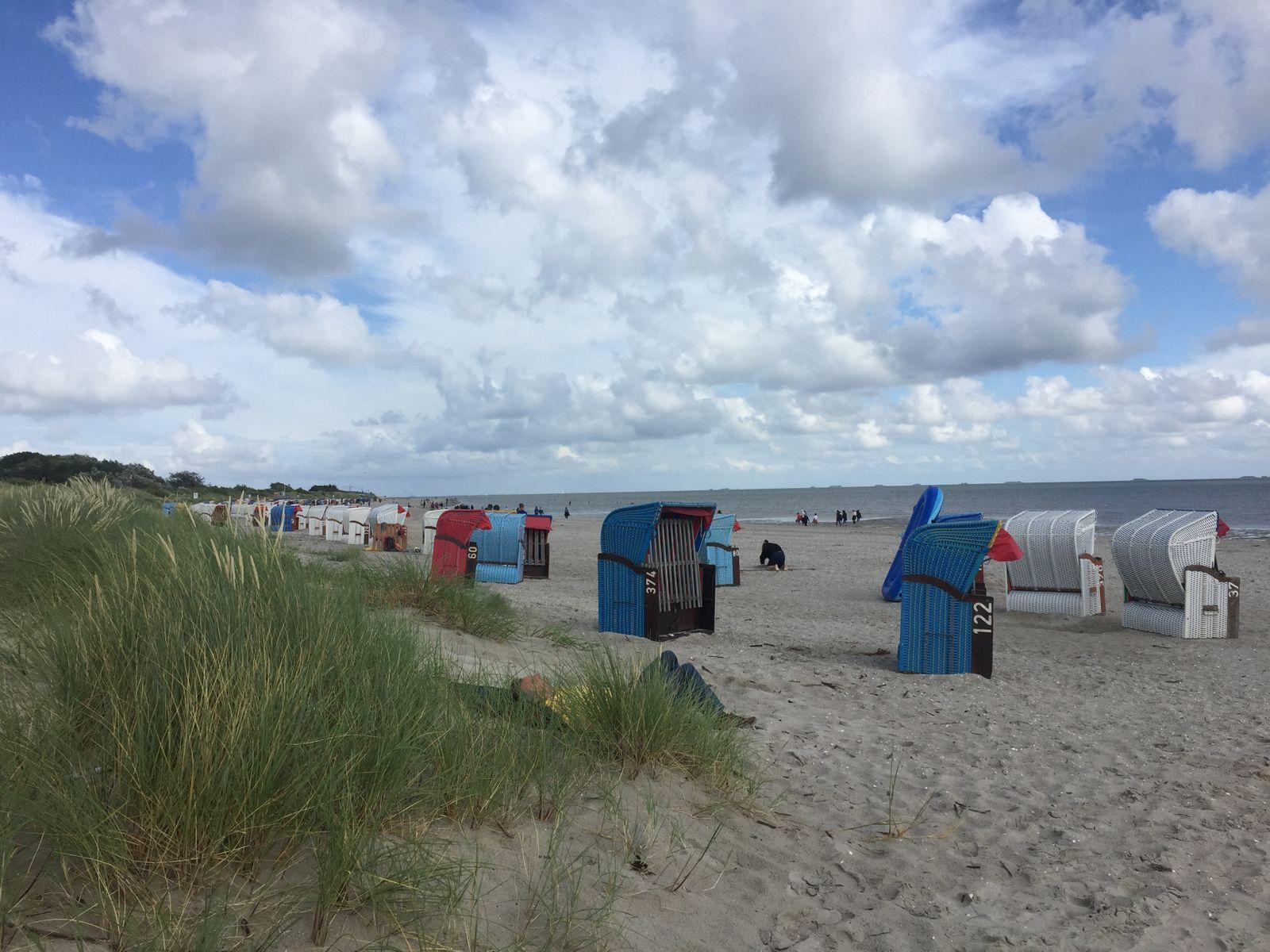 Foehr Strand Sophia Schirmer