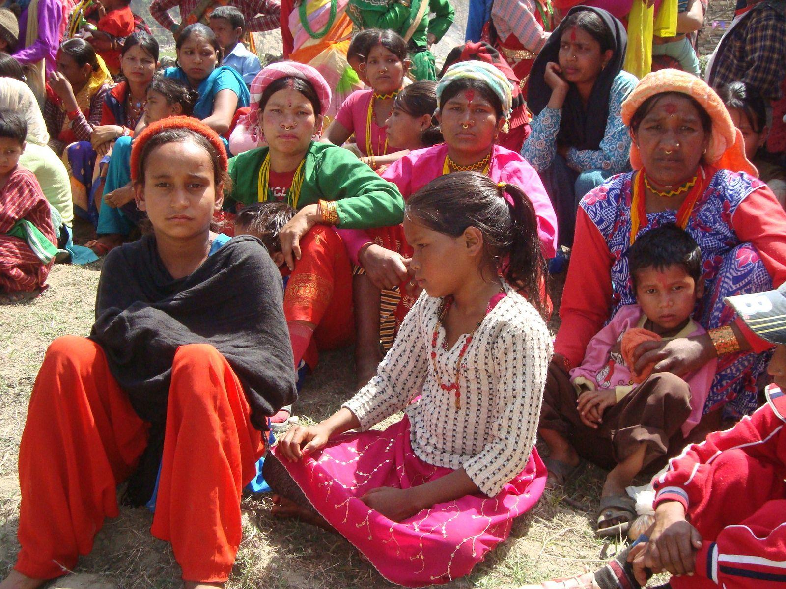 Nepal Frauen