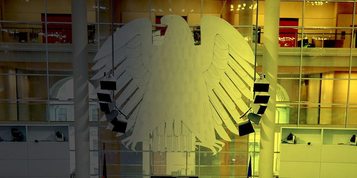 Bundestag Schwarz Gelb