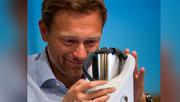 Christian Lindner als Thermomix-Verkäufer ist das beste Meme des Wahlkampfs