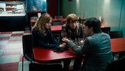Worüber Harry, Ron und Hermine kurz vor Schulstart reden