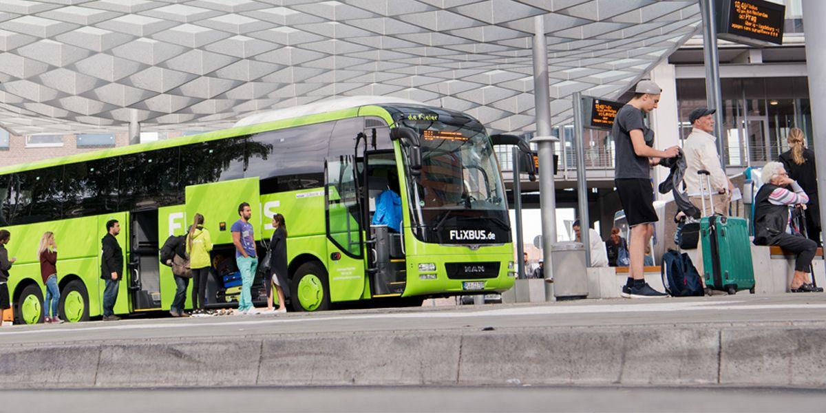 Flixbus Haltestelle Dpa