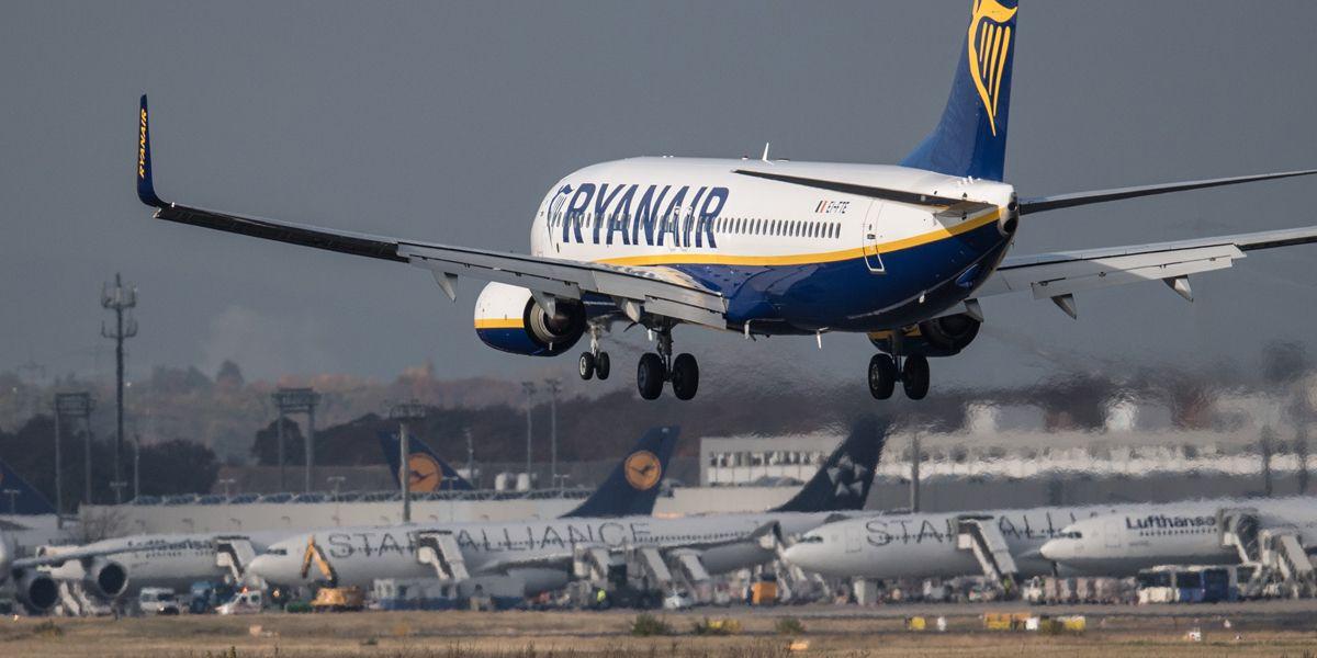Ryanair Dpa