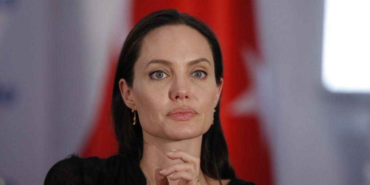 Angelina Jolie Dpa