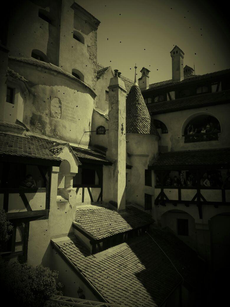 Schloss Bran Innen