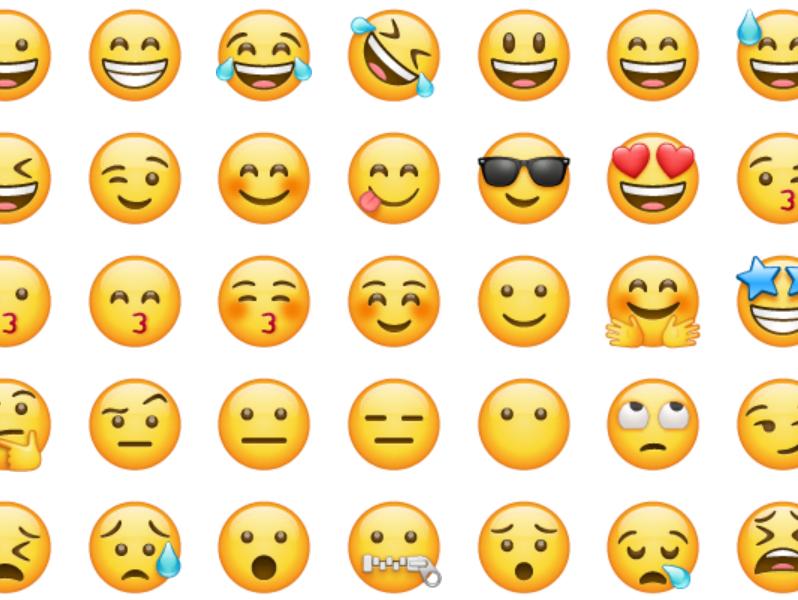 Bedeutungen whatsapp emoji ᐅ Emoji