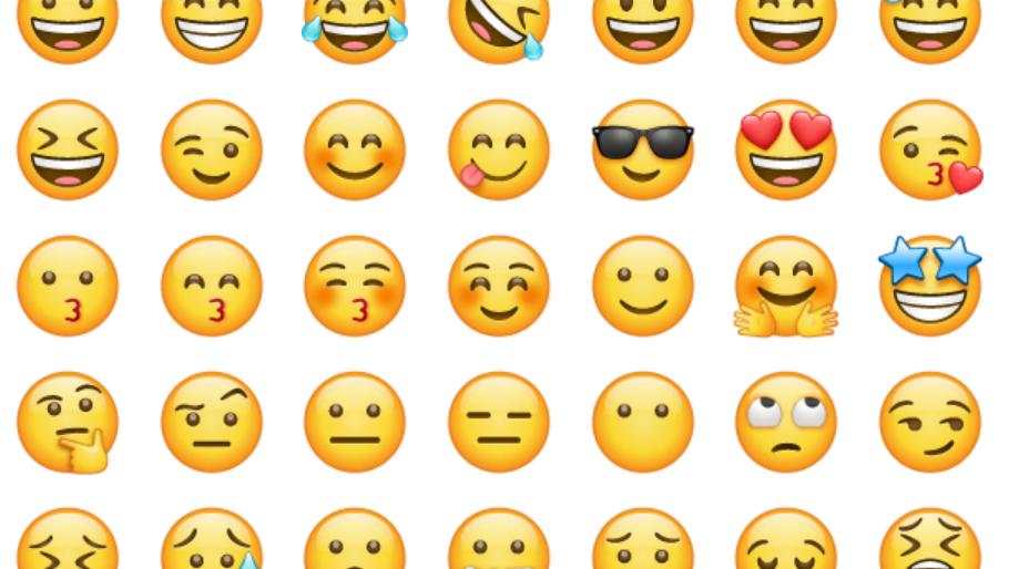 Smileys whatsapp bedeutung der Whatsapp Emojis