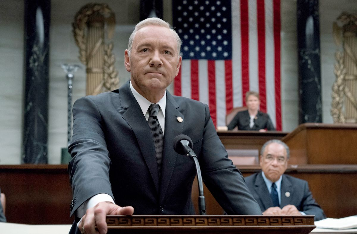 House Of Cards Kevin Spacey Dpa