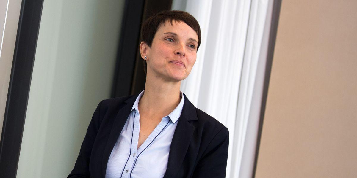 Frauke Petry Dpa
