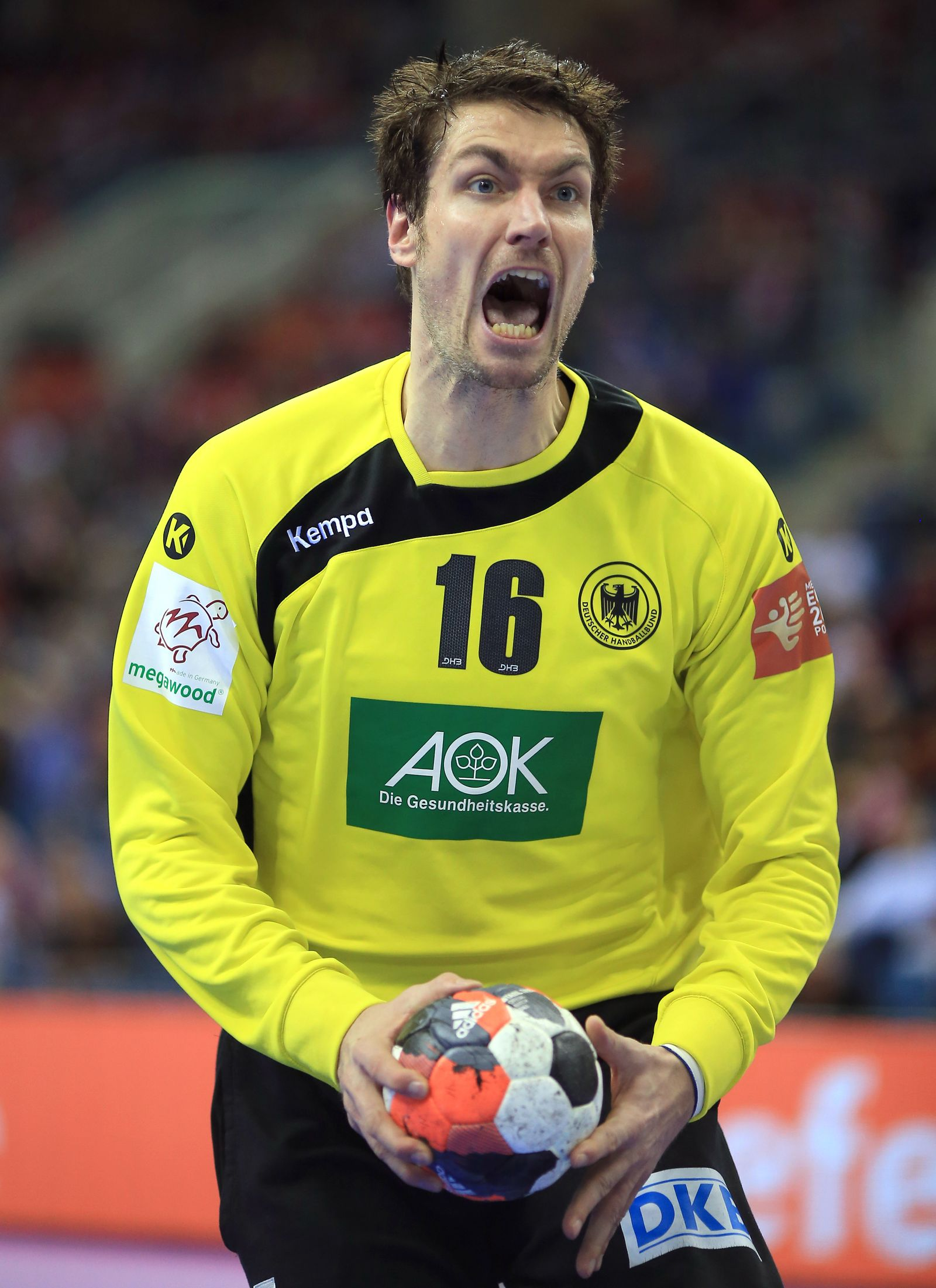 Handball List Keeper