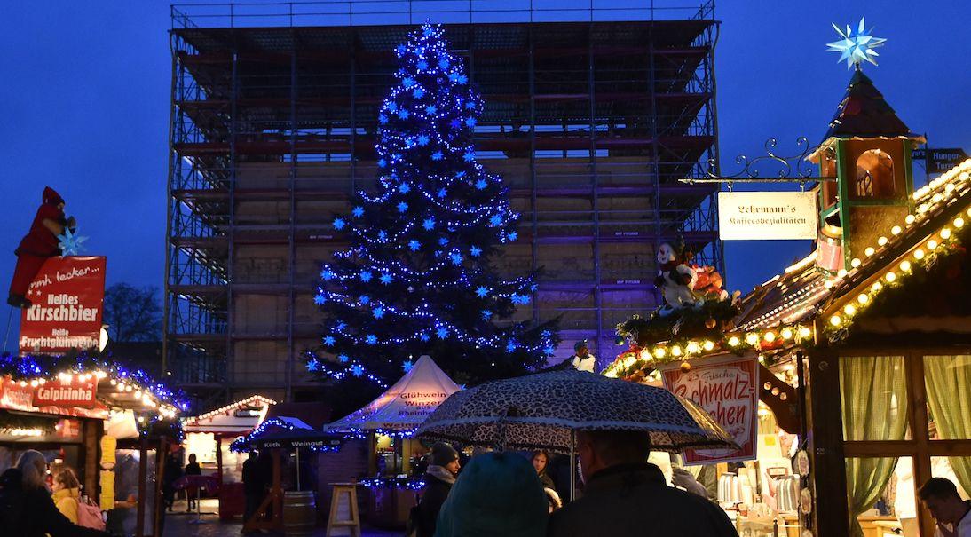 Potsdam Weihnachtsmarkt