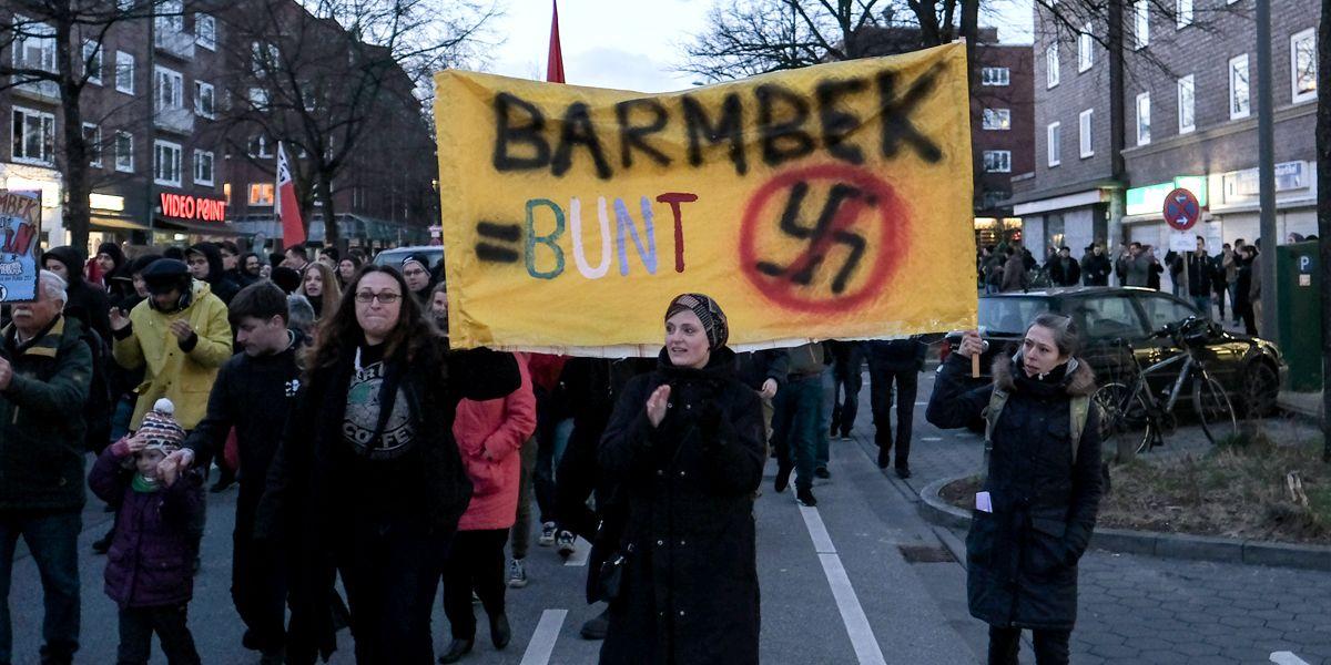 Barmbek Thor Steinar Dpa