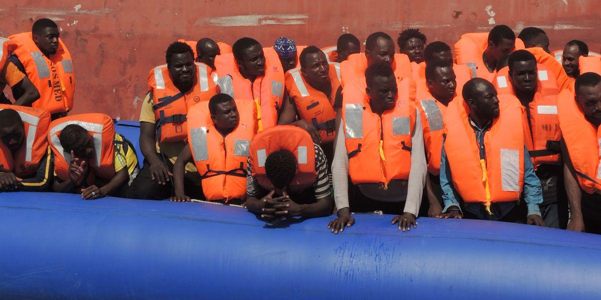 Fluechtlinge Eu Dpa