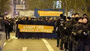 Wir waren bei der linksradikalen Demo gegen Deutschlands Innenminister – und wurden überrascht