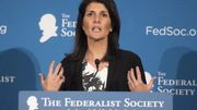Uno-Botschafterin der USA fordert: Trump-Anklägerinnen sollten gehört werden