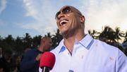 The Rock denkt ernsthaft darüber nach, US-Präsident zu werden