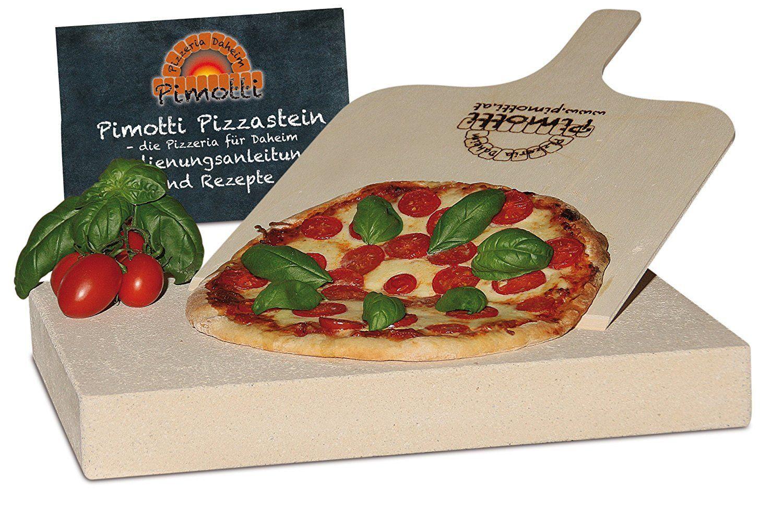 Shoppingliste Foodies Pizzastein