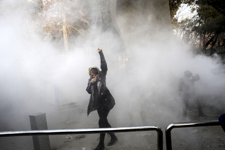 Iran Proteste Dezember 2017