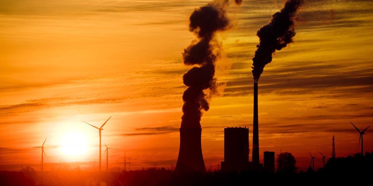 Klimawandel Energie dpa