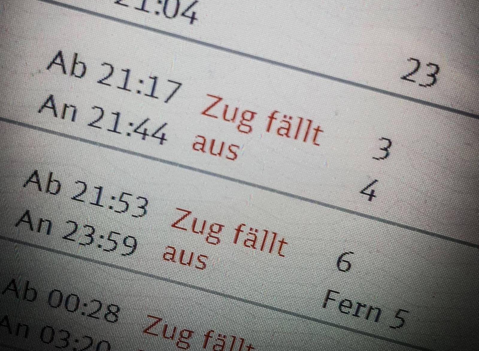 Zug 2 Imago