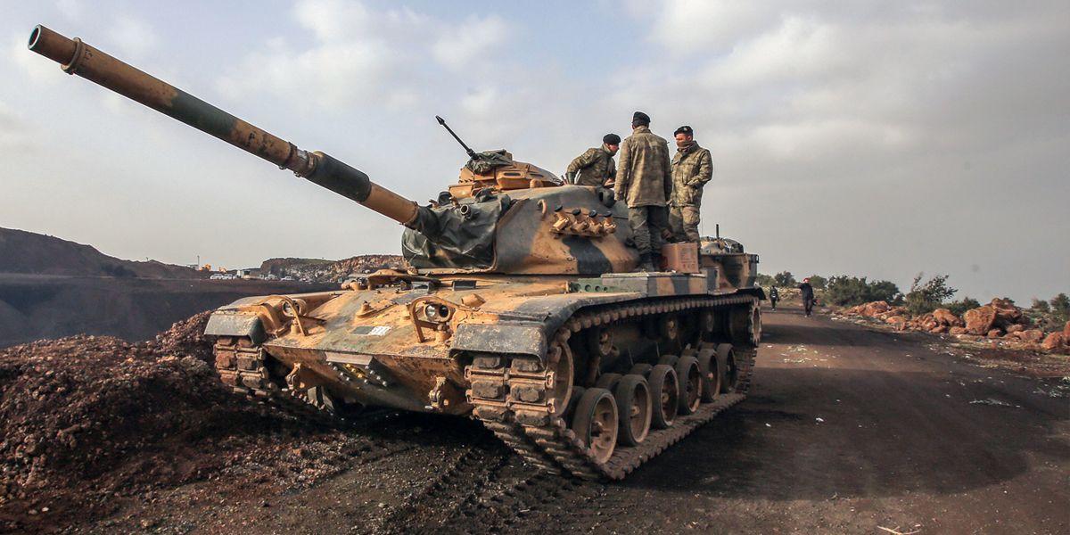 Panzer Tuerkei Deal Dpa