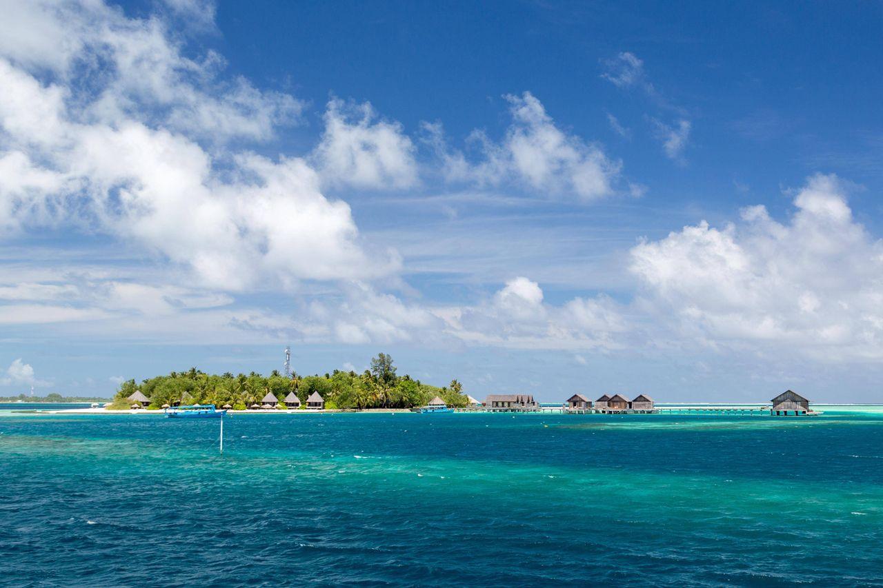 Malediven Atoll Imago