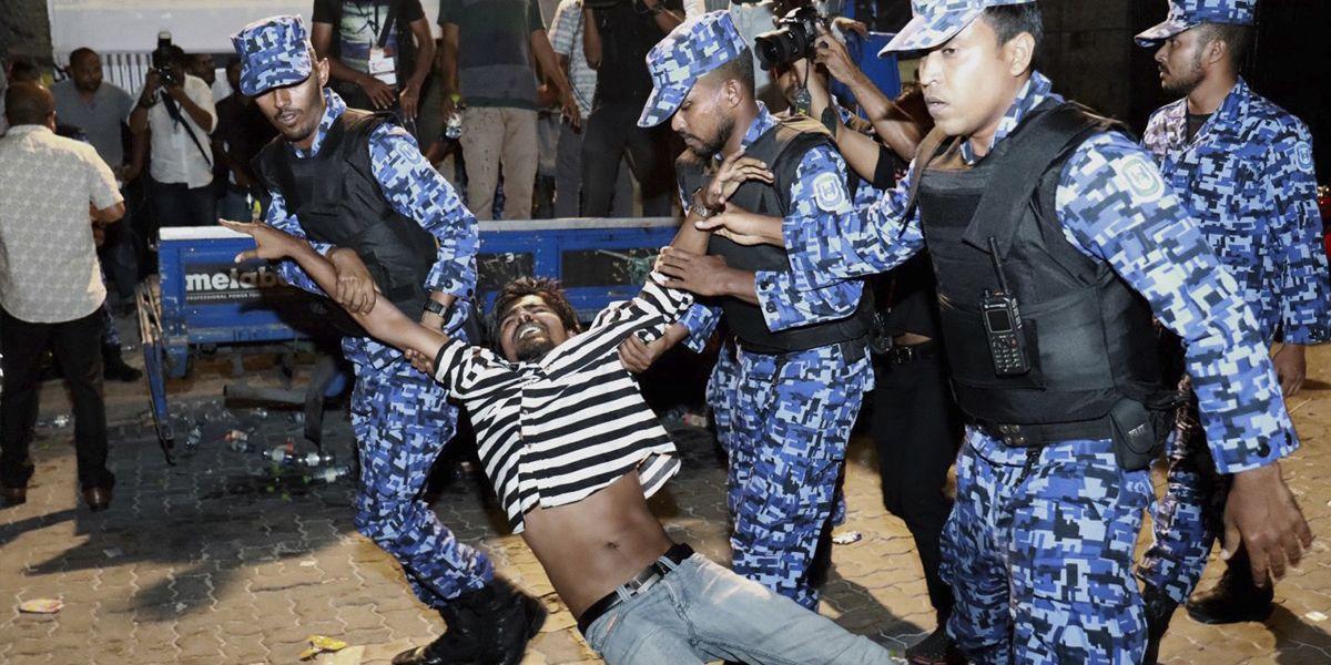 Malediven Explainer Dpa