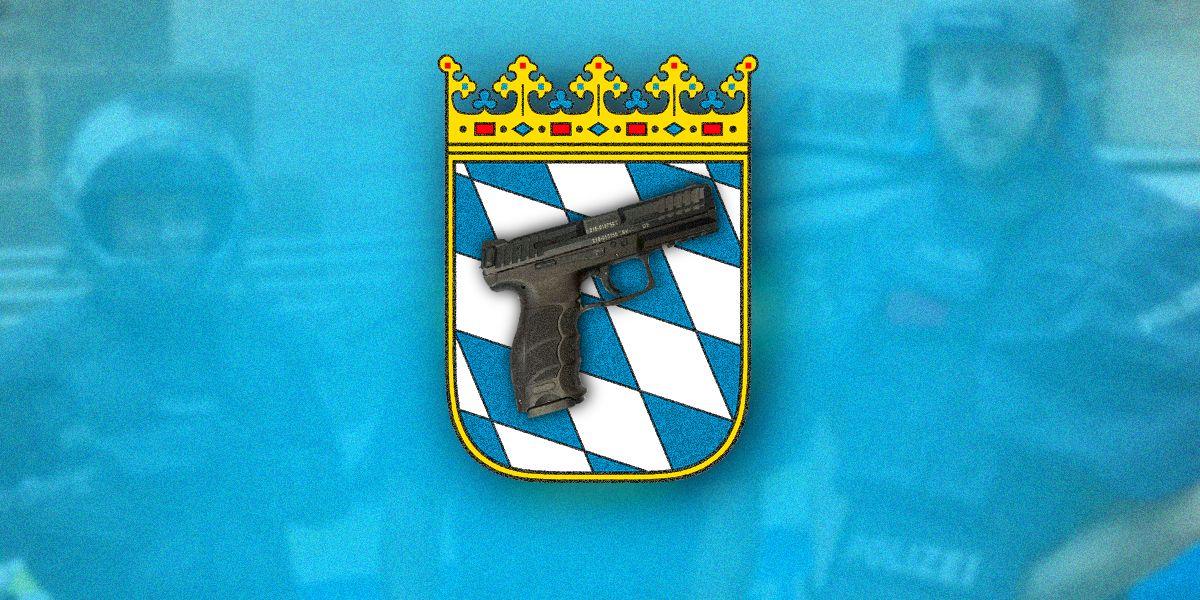 Polizei Bayern Gesetz