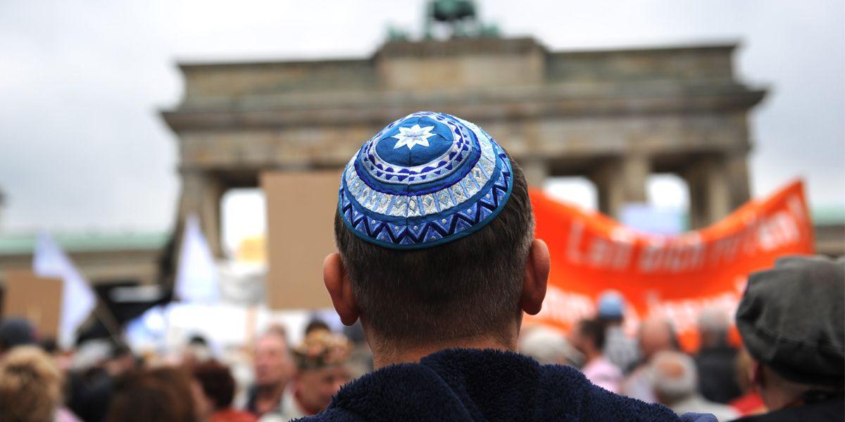 Antisemitismus Bericht Dpa