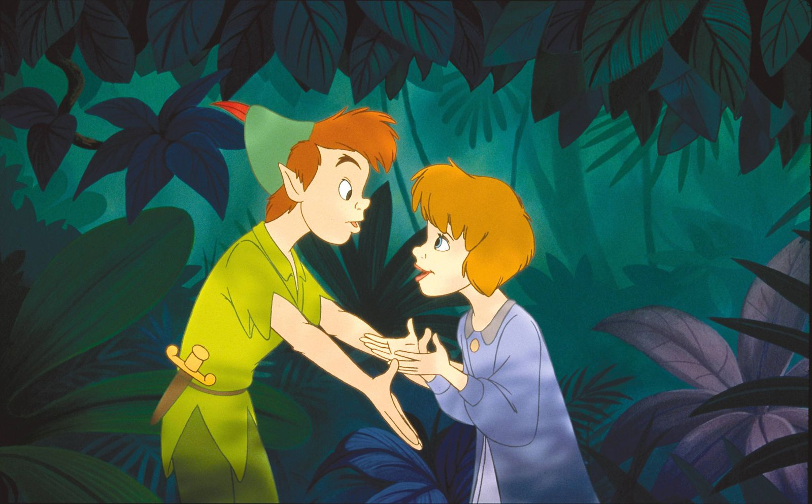 Imago United Archives Peter Pan