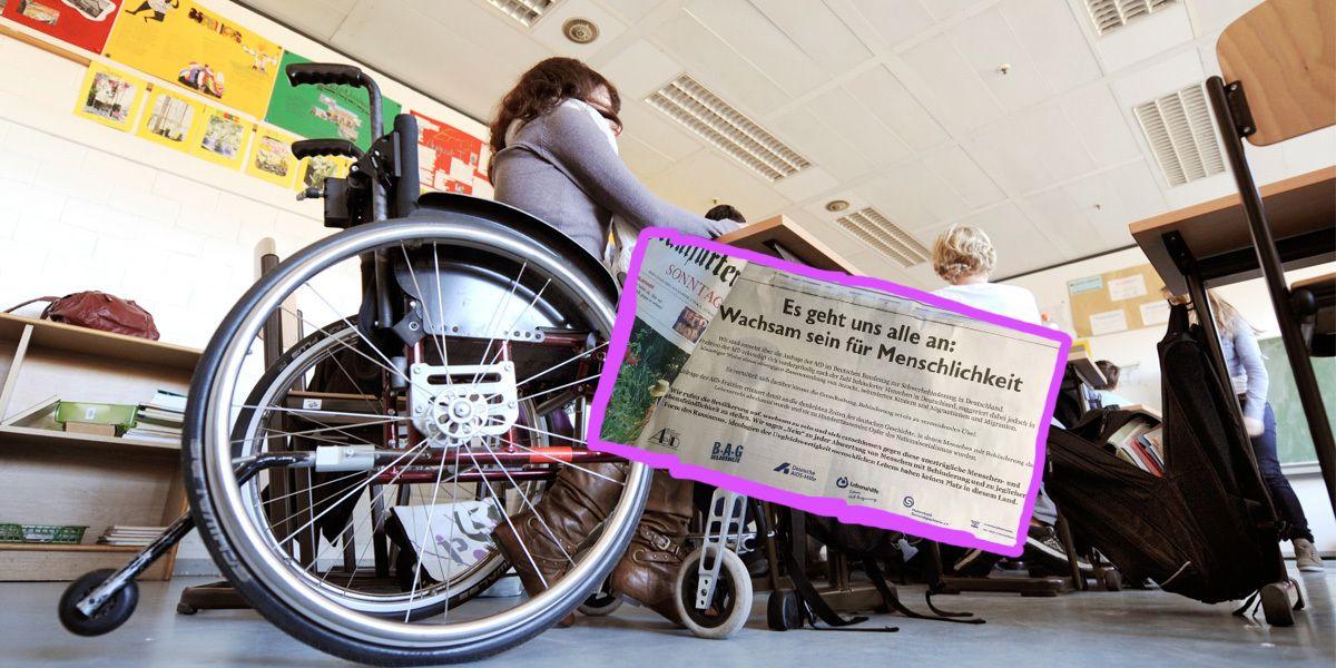 Behinderung Dpa Offener Brief