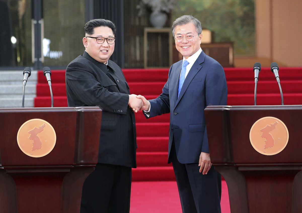 Nordkorea Sudkorea Dpa