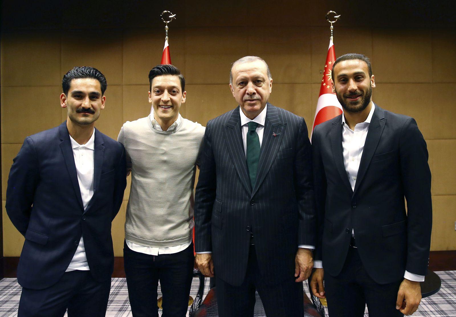 Erdogan Gündogan
